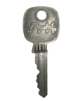 CLEJUSO® Handschellenschlüssel Nr. 101,102,103