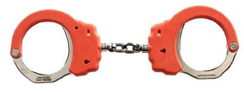 ASP – Chain Handcuffs Orange by Asp Law Enforcement