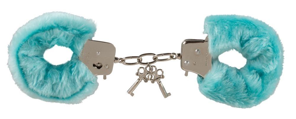 Handschellen Plüsch