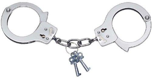 Haller Security Handschellen chrom