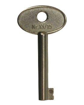 Handschellen-Schlüssel für CLEJUSO Nr. 13, 15, 17