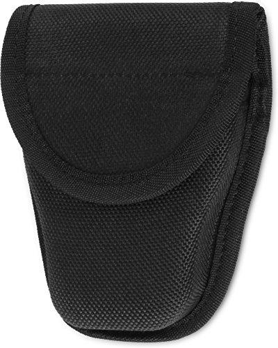 Handschellen-Tasche, gepolstert mit Klettverschluss