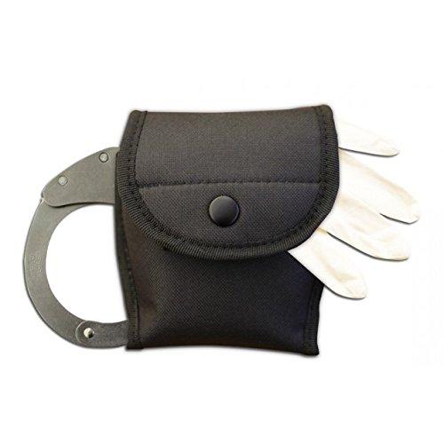 BKL1® Kombi-Etui Handschellentasche Handschuhtasche Polizei Security 1048
